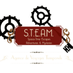 Steam escape Limoges